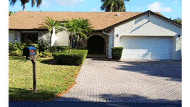 Online Auction: Single Family Home 15625 SW 55th Street, Miami, FL