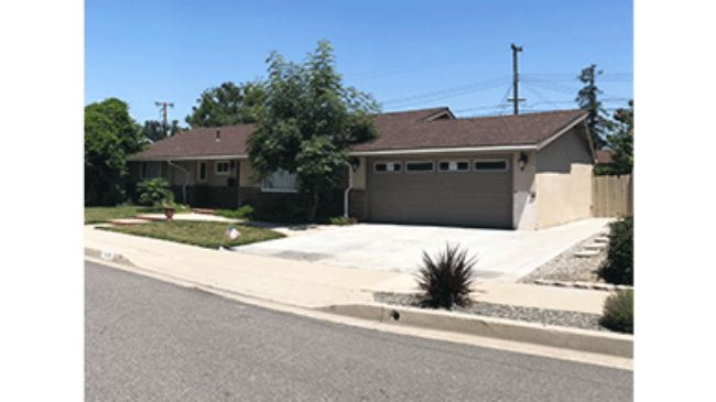 Online Auction: Single Family Home 1015 E. Culver Avenue, Orange, CA