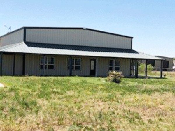 Online Auction: Single Family Home 3700 S. County Road 1178 In Midland, TX