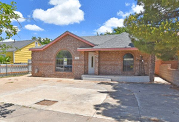 Online Auction: Single Family Home 504 McKinney Ave. In Odessa, TX