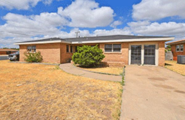 Online Auction: Single Family Home 4201 Winchester Ave. In Odessa, TX