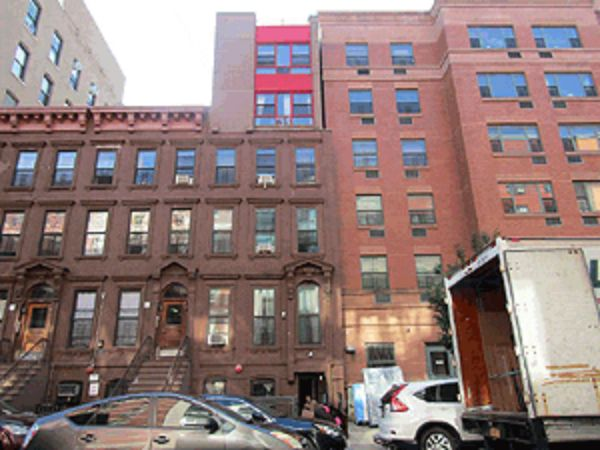CANCELED – Online Auction: Multi-Family Building 62 E. 131st Street, New York, NY