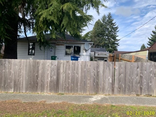 Online Auction: Single Family Home 234 SW 137th Street, Burien, WA