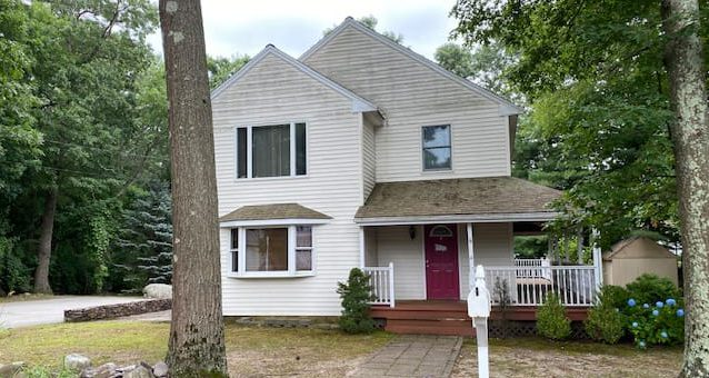 Online Auction: Single Family Home 4 Garden Street, Randolph, MA