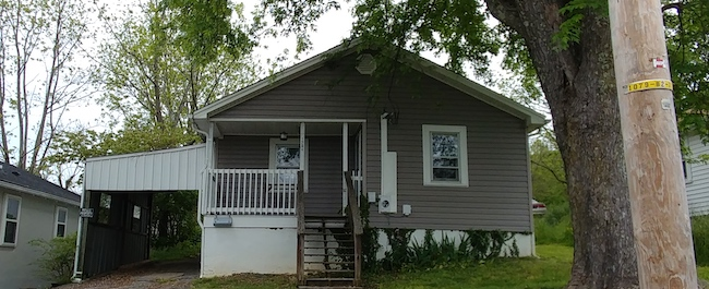 Online Auction: Single Family Home 1204 Riverside Avenue, Kingsport, Tennessee 37660