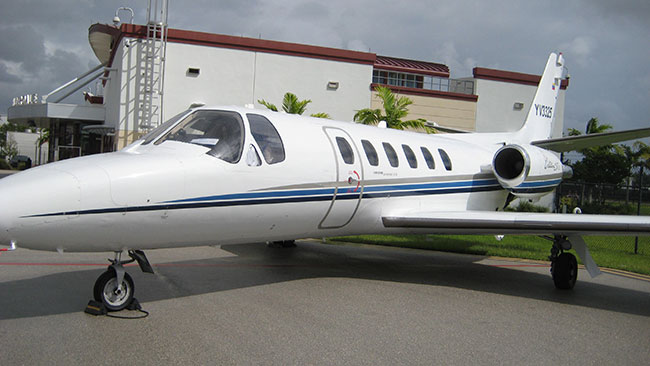 1984-Cessna-550-Citation-II