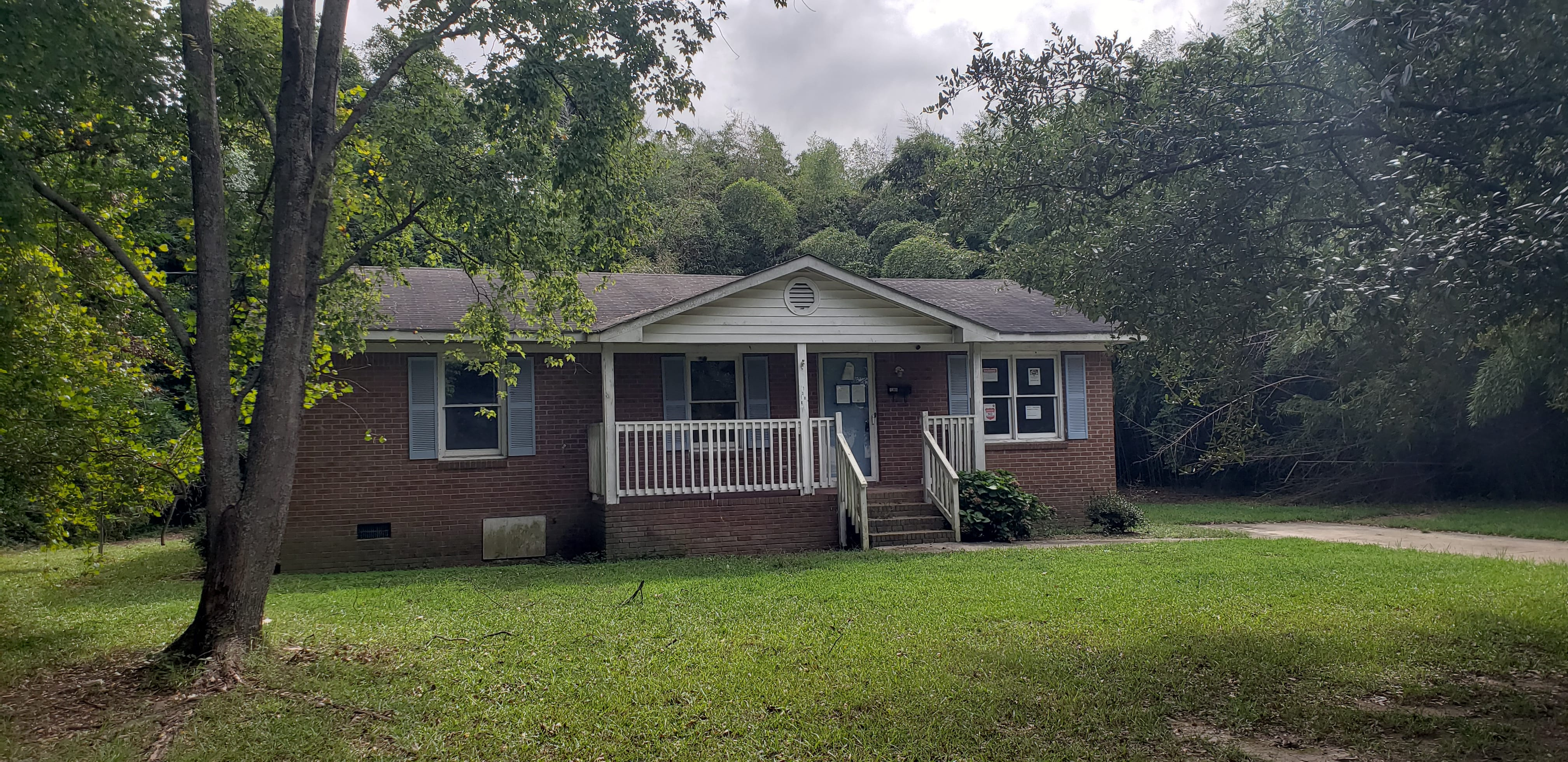 Online Auction: Single Family Home 1306 Whitener Road, Newberry, SC