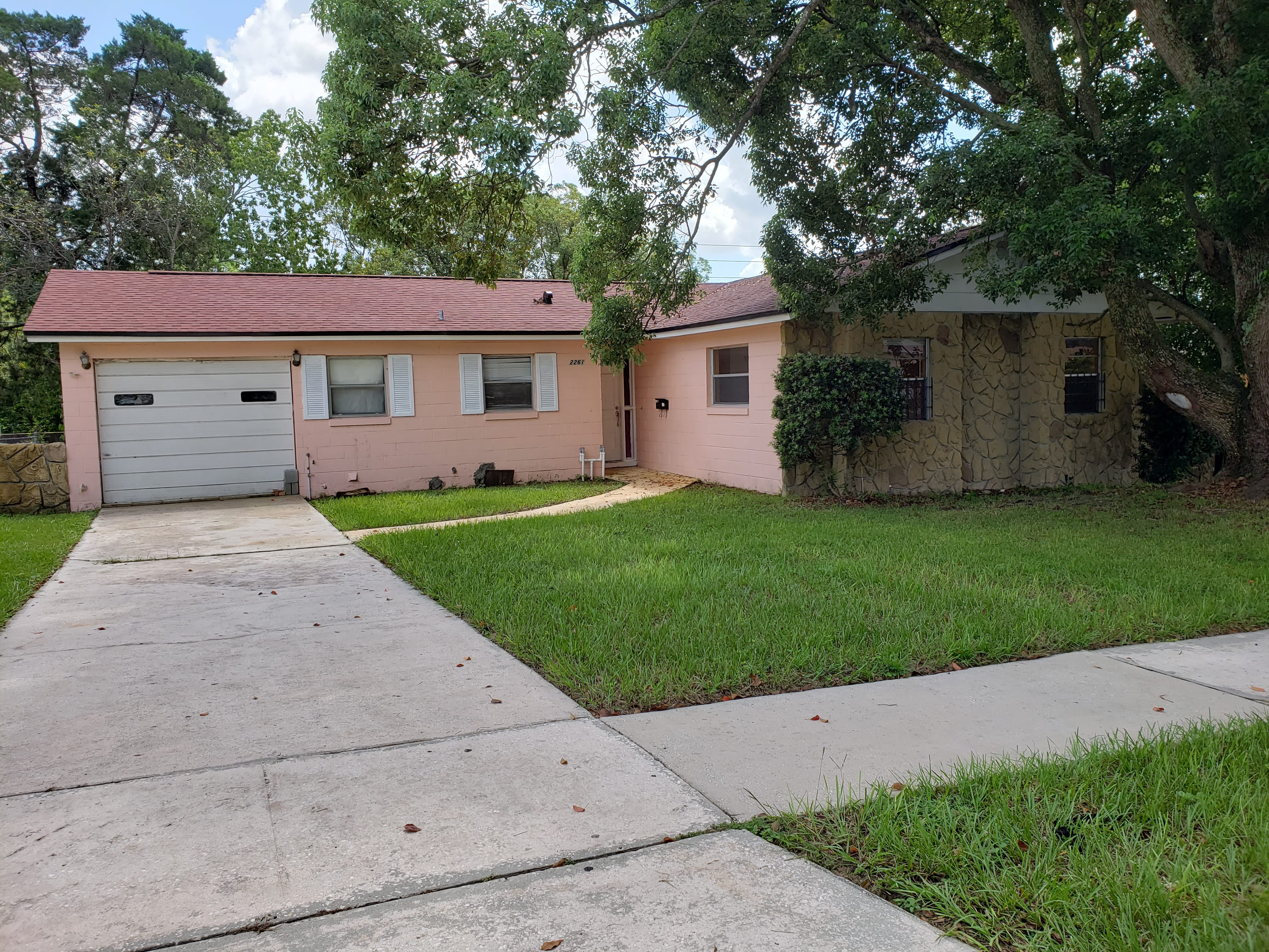 Online Auction: Single Family Home 2261 Pipestone Court, Orlando, FL