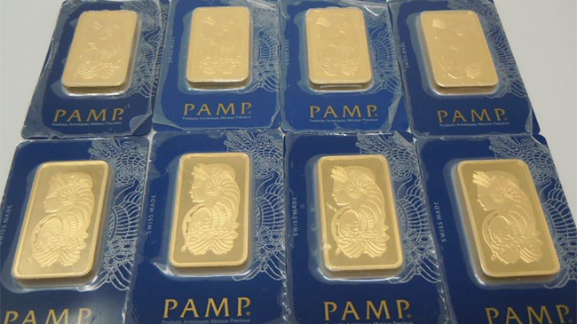 U.S. Treasury Gold & Silver Online Auction (Dec 1-8)