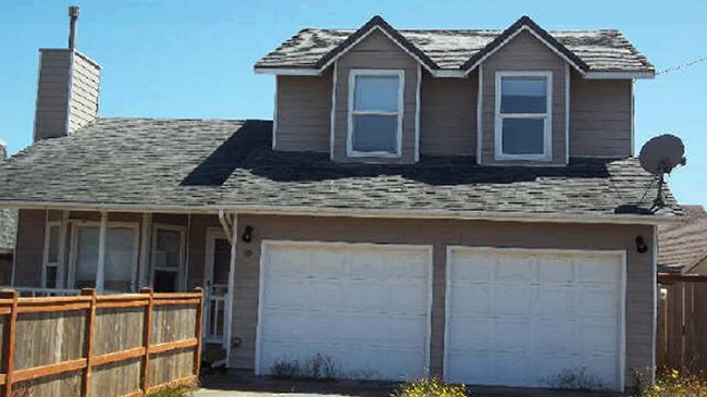 Online Auction: Single Family Home 935 SW 7th Street, Newport, OR