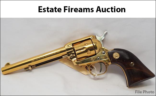 Dealers Only Firearms Auction (Dec. 10 –15)