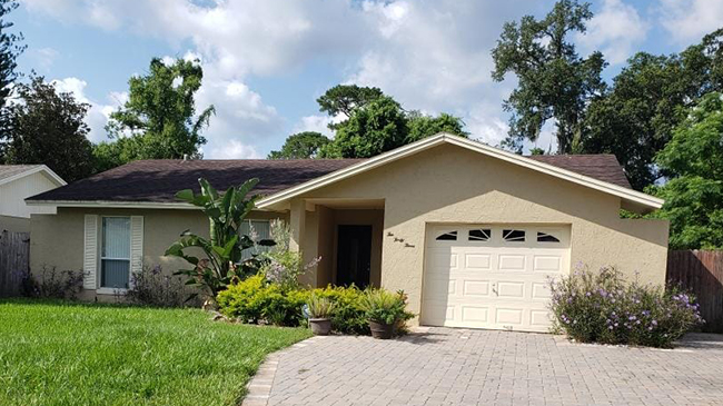 Online Auction: Single Family Home 243 Buttonwood Ave, Winter Springs, FL