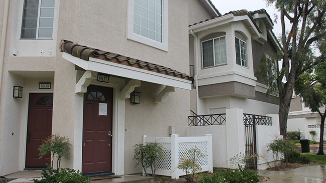 Online Auction: Condo Unit 8037 E. Desert Pine Dr, Anaheim, CA