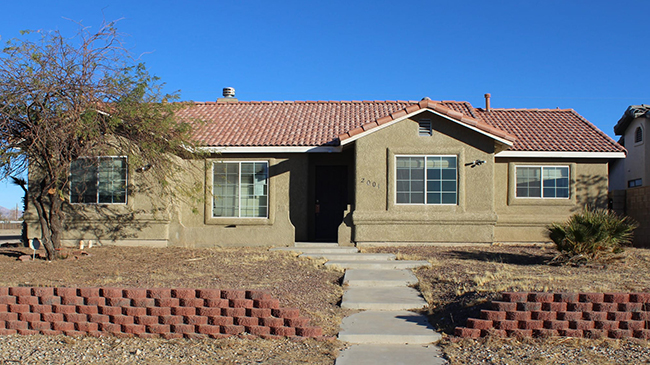 Online Auction: SF Home 2001 E. Primavera Ln, Fort Mohave, AZ
