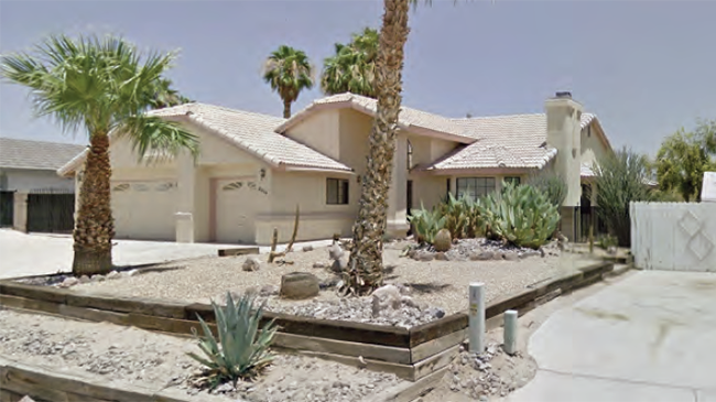 Online Auction: SF Home 2314 E. Primavera Loop, Fort Mohave, AZ