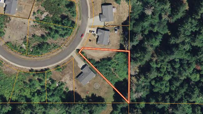 Online Auction: Vacant Land 813 Cody St SE – Lot 71, Rainier, WA