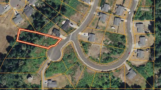 Online Auction: Vacant Land 709 Myers Street SE – Lot 60, Rainier, WA