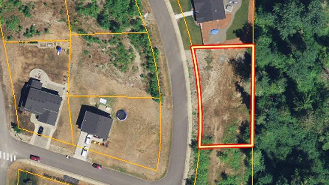 Online Auction: Vacant Land 903 Cody Street SE – Lot 77, Rainier, WA