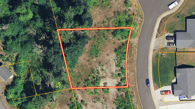 Online Auction: Vacant Land 908 Cody Street SE – Lot 86, Rainier, WA