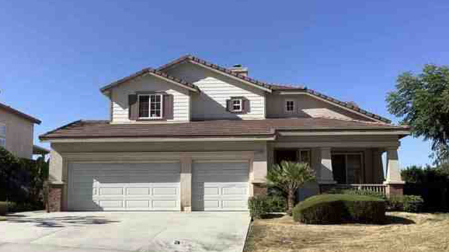 Online Auction: Single Family Home 21389 Greyson Road, Moreno Valley, CA