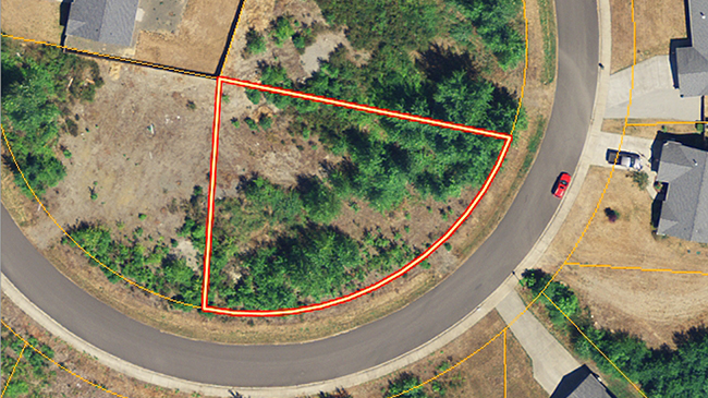 Online Auction: Vacant Land 804 Cody Street SE Lot 97 Rainier WA