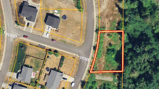 Online Auction: Vacant Land 901 Cody Street SE – Lot 76, Rainier, WA