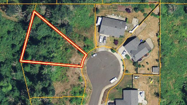 Online Auction: Vacant Land 912 Cody Street SE – Lot 84, Rainier, WA