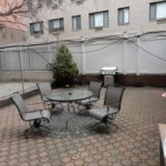62 E. 131 St. NY, NY Unit 1 Rear Patio Space