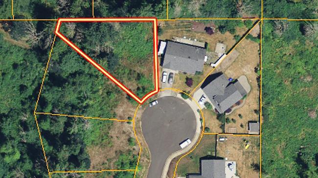 Online Auction: Vacant Land 914 Cody Street SE – Lot 83, Rainier, WA