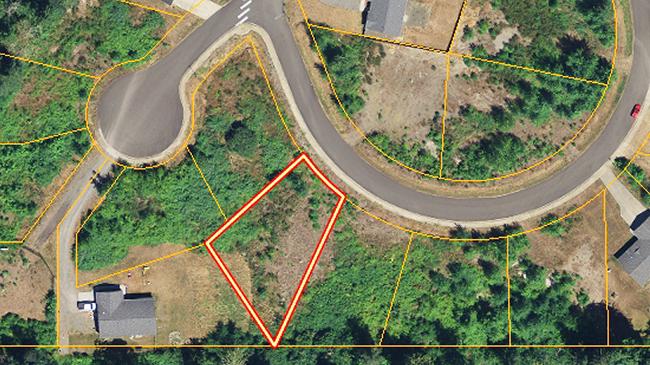 Online Auction: Vacant Land 803 Cody Street SE Lot 66 Rainier WA