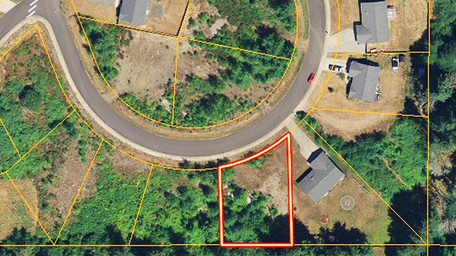 Online Auction: Vacant Land 809 Cody Street SE Lot 69 Rainier WA