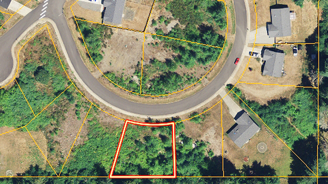 Online Auction: Vacant Land 807 Cody Street SE Lot 68 Rainier WA