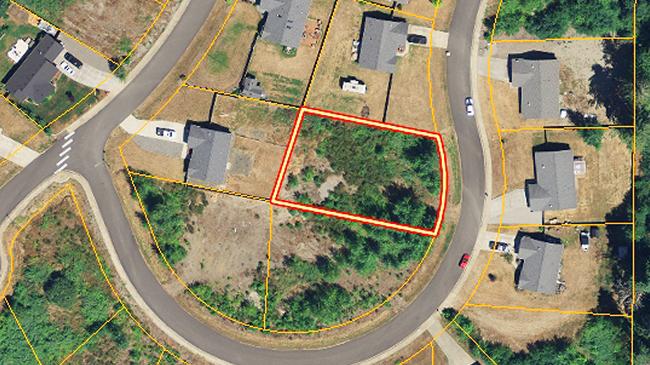 Online Auction: Vacant Land 806 Cody Street SE Lot 98 Rainier WA