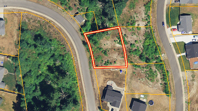 Online Auction: Vacant Land 604 Myers Street SE Lot 91 Rainier WA