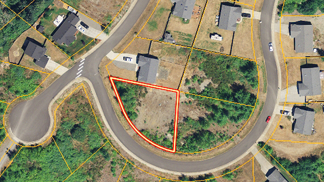 Online Auction: Vacant Land 802 Cody Street SE  Lot 96 Rainier WA