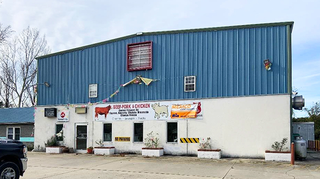 Online Auction: Commercial Property 304 & 306 S. Pine Street, Warsaw, NC