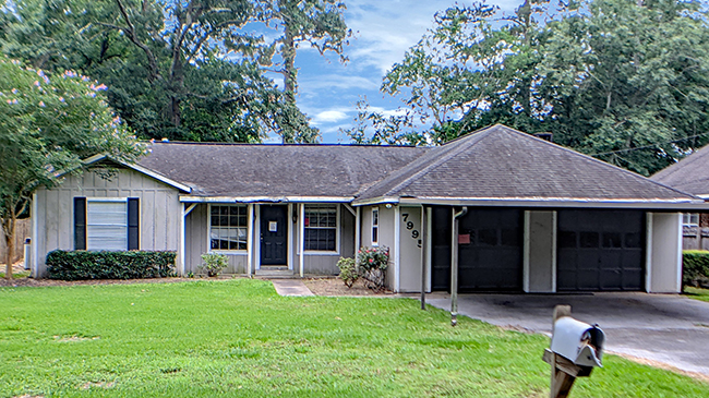 Online Auction: Single Family Home 7995 Jackson Road, Beaumont, TX