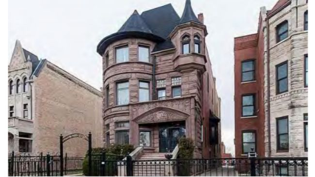Online Auction: Single Family Home 4512 S. Drexel Blvd In Chicago, IL