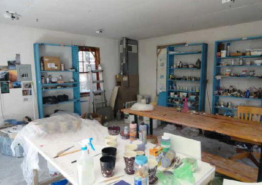 Garage 2-Interior