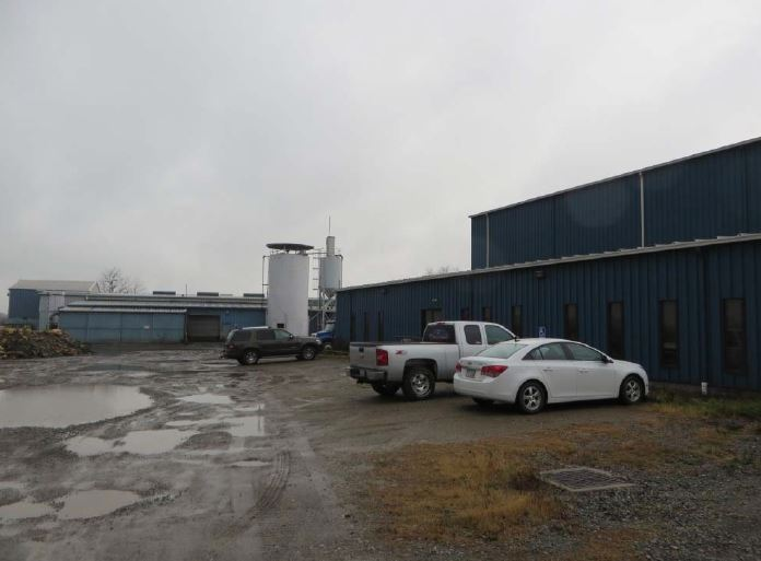 Buildings.Foundry & Office-Warehouse