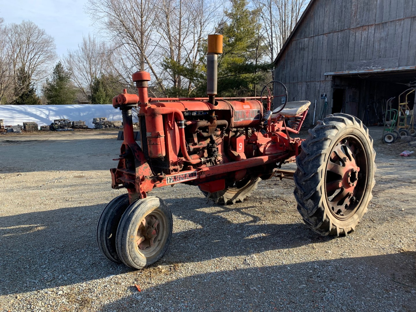 Stonycreek Farm Auction in Noblesville, IN - Key Auctioneers