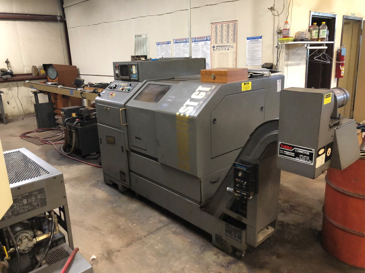 Machine Shop Online Auction In Elkhart In Key Auctioneers