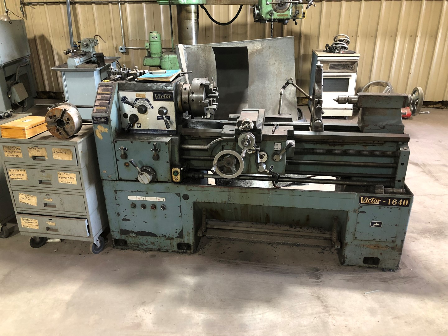 Machine Shop Online Auction in Elkhart, IN - Key Auctioneers