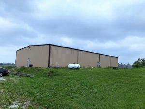 Absolute Auction Of 10,568 SF Industrial Building In Rensselaer, IN