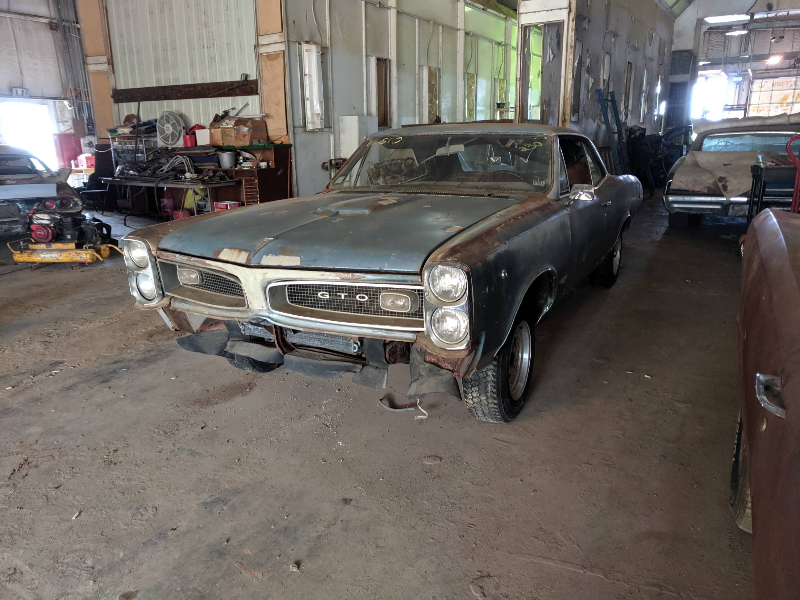 Indiana Muscle Collector Project Car Auction In Mitchell In Key Auctioneers