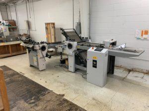 Print Shop Equipment Online Auction In Decatur, AL