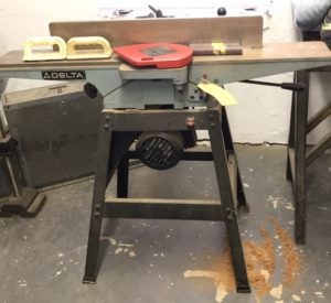 Woodworking Equipment Online Auction In Indianapolis, IN