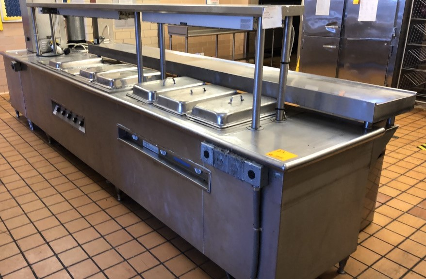 Commercial Kitchen Equipment Online Auction In Franklin, IN