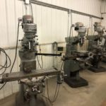Machine Shop Equipment & Tooling Online Auction In Indianapolis, IN