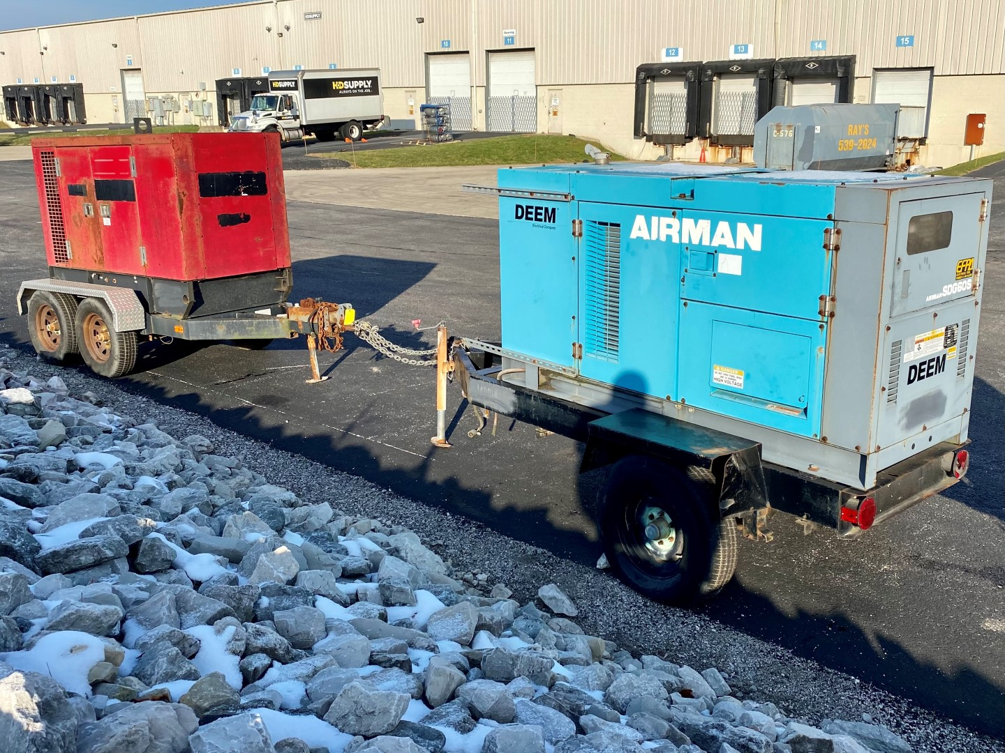 DEEM Excess Materials & Equipment Online Auction In Indianapolis, IN